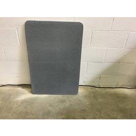 24x36 Blue cloth corkboard (10/28/20)