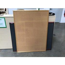 36x48 Cork board wood frame (10/28/20)