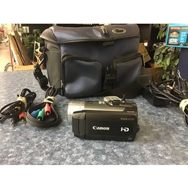 Canon Vixia HF200 video camera (11/4/20)