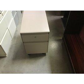 25x15x22 Lt. brown 2 drawer file (11/5/20)