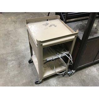 "18 1/2x18 1/2x31"" Overhead projector cart (11/5/2029)"