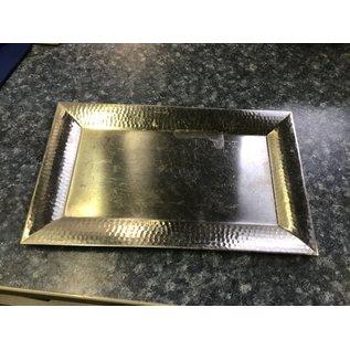 "7""x11"" metal tray (11/10/20) metal tray"