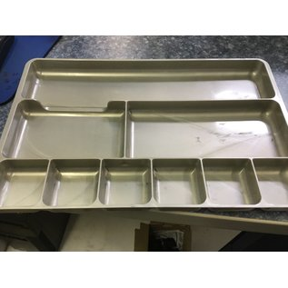 "9""x14"" plastic drawer organizer (11/10/20)"