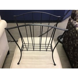 "10x17x20"" black metal rack (11/10/20)"