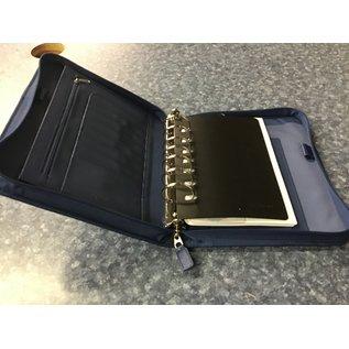 """10""""x9"""" blue zipperedindex binder (11/11/20)"""
