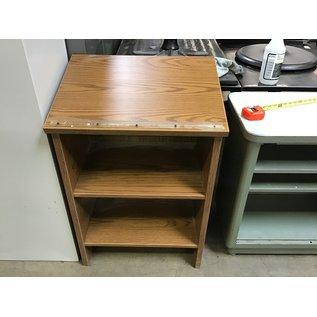 "18""x23""x36""wooden lectern (11/18/20)"