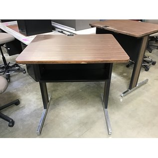 "30""x36""x38"" counter height computer table (11/18/20)"