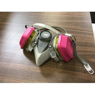 3M respirator (11/18/2020)