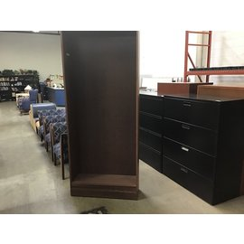 "12""x24""x84"" oak bookcase (4/13/2021)"