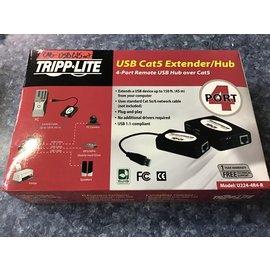 Tripp-lite usb cat5 extender hub (2/3/21)