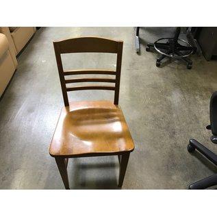 Wood desk chair (2/3/21)