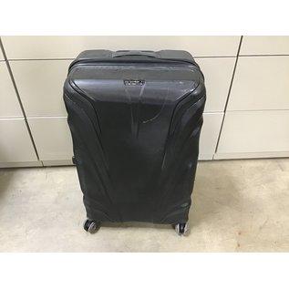 Black large suitcase (3/11/2021)