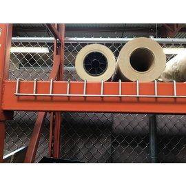 "18""ht. partial roll Kraft paper (3/30/2021)"