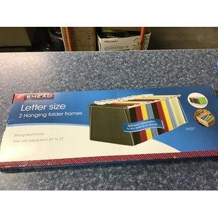 Letter size 2 hanging folder frames (4/1/2021)