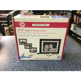 "HP 8"" Digital picture frame (4/6/2021)"
