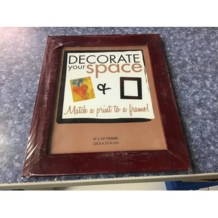 """8""""x10"""" Wood picture frame (4/7/21)"""