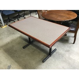"30x48x29 1/2"" Wood top dining table (4/7/2021)"