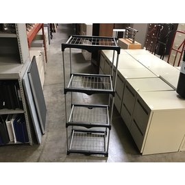 "15 3/4x19 1/4x511/2"" Shelf unit (4/13/2021)"