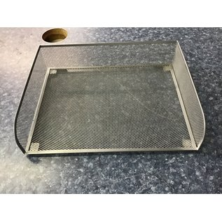 Silver Wire mesh paper tray (4/14/21)