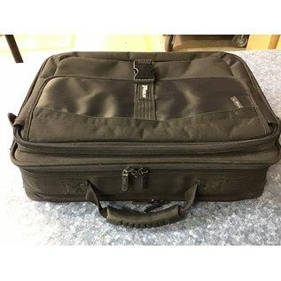 Black Targus laptop case w/strap (4/14/21)