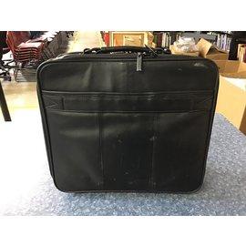 Black leather laptop case (4/14/21)