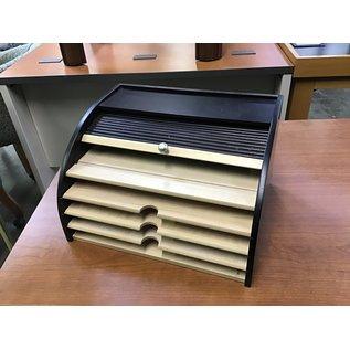 Wood 5 slot desktop organizer (4/20/21)