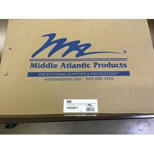 Middle Atlantic  1sp universal half rack tray  (4/20/21)