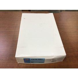 Staples legal size 3-tab green file folders (4/20/21)