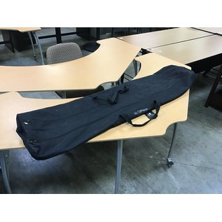 """Ultimate 60"""" Black vinyl dual pouch carry case (4/20/21)"""
