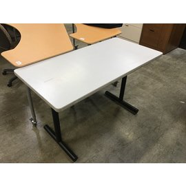"24x48x29"" Gray top work table (4/20/21)"