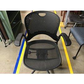 Black mesh desk chair (4/21/21)