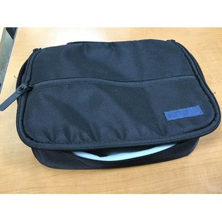 "10x8"" black zippered case (4/22/21)"