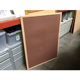 "36x48"" Wood frame bulletin board (4/26/2021)"