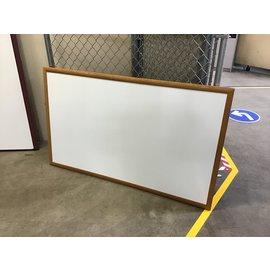 """36x60"""" Wood frame white board (4/26/2021)"""