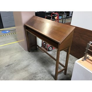 "13 3/4x60x46"" Wood information podium (4/26/2021)"