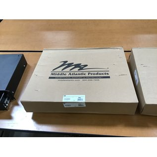 Middle Atlantic U2 2SP Rack shelf 14.75D-New (4/26/2021)
