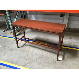 "16x48x30"" Cherry wood wall table (5/11/21)"