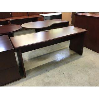 "24x71 1/2x29 1/2"" Cherry wood table (5/11/21)"