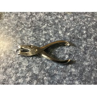 Metal 1 hole punch (5/13/21)