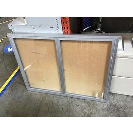 "2x48x36"" Display/information case (5/13/21)"