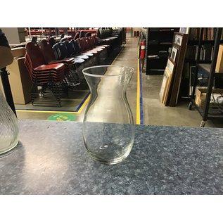 """8"""" Large glass vase (5/18/21)"""
