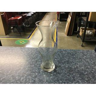 """9"""" Large glass vase (5/18/21)"""