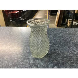 """5 1/2"""" Small glass vase (5/18/21)"""