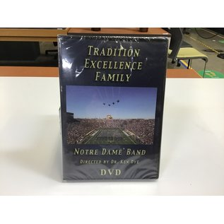 UND Band Tradition Excellence Family DVD - New (5/18/21)