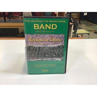 UND Band Return to Glory DVD (5/18/21)