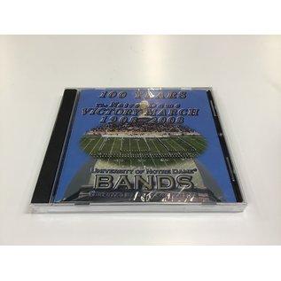 UND Band 100 years 1908-2008 CD (5/18/21)