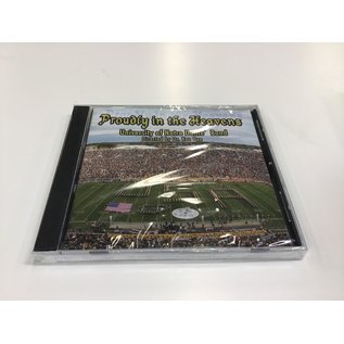 UND Band Proudly in the Heavens CD - New (5/18/21)