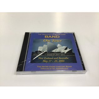 UND Band On Tour CD - New (5/18/21)