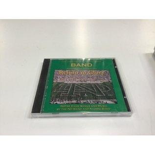 UND Band Return to Glory CD - New (5/18/21)