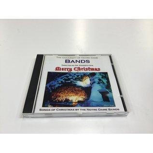 UND Band Merry Christmas CD (5/18/21)